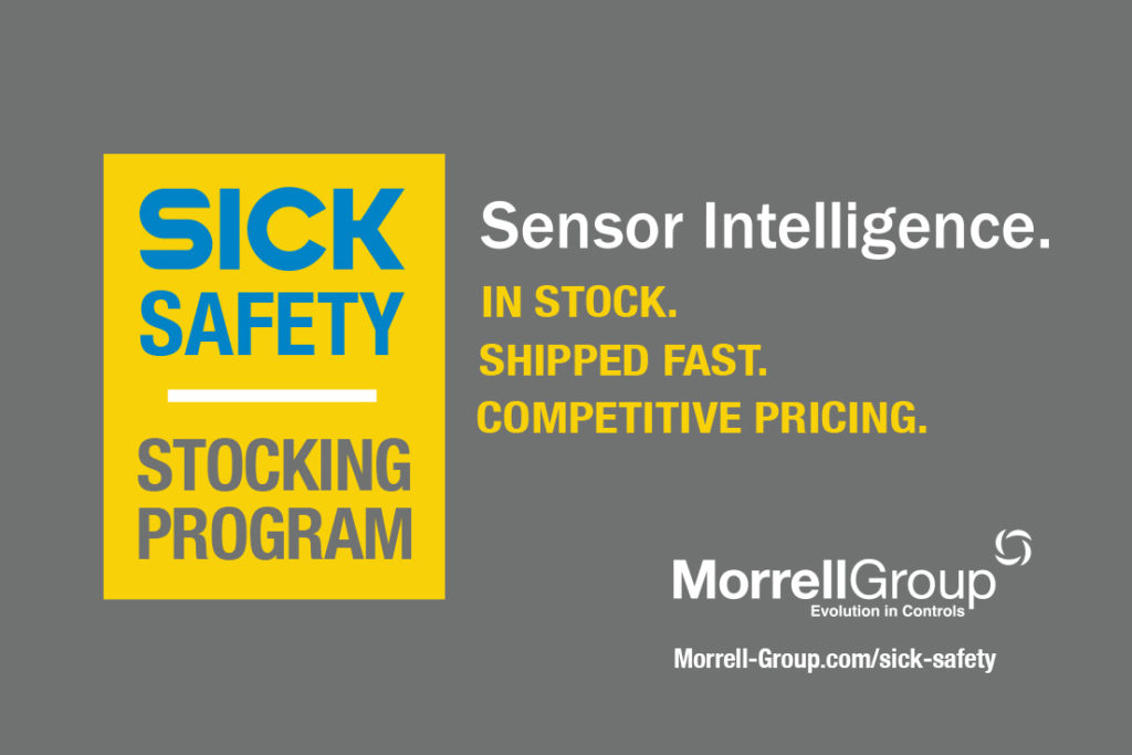 Sick Safety Stocking Program - Sensor Intelligence