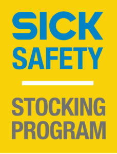Sick Safety Light Curtain and Laser Sensor Stocking Program